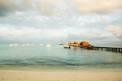 Maldives-Feiertag Stockbild