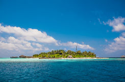 Maldives Indian Ocean Royalty Free Stock Images