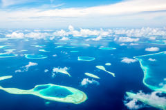 Maldives Indian Ocean Stock Photography