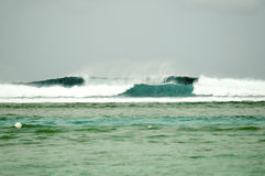 Maldives-Inseln lizenzfreies stockfoto