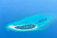 Maldives island Stock Photo