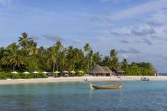 Maldives island Royalty Free Stock Images