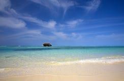 Maldives Island Medhufushi Stock Photos