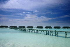 Maldives islands Royalty Free Stock Photography