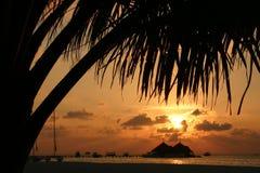 Maldives islands Stock Photo