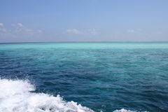 Maldives islands Stock Images