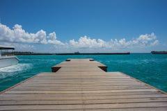 Maldives Kani Island Apr 2015 Stock Images