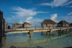 Maldives Kani Island Apr 2015 Royalty Free Stock Photos