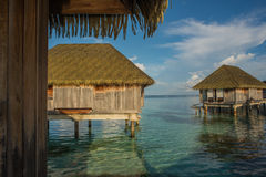 Maldives Kani Island Apr 2015 Royalty Free Stock Image