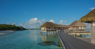 Maldives Kani Island Apr 2015 Stock Image