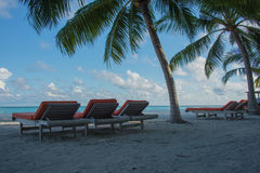 Maldives Kani Island April 2015. Royalty Free Stock Photos