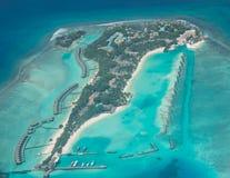 Maldives Kani Island April 2015. Royalty Free Stock Photo