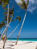 Maldives kurort Obrazy Royalty Free