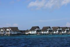 Maldives Resort Royalty Free Stock Photos