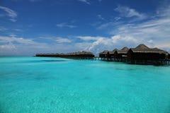 Maldives seascape Stock Image