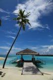Maldives seascape Stock Photography