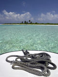 Maldives - Tropical Island Royalty Free Stock Photography