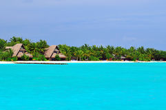 Maldives, Welcome to Paradise! Royalty Free Stock Images