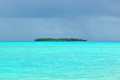 Free Maldives, Welcome To Paradise! Stock Images - 5979684
