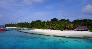 V15190 maldives white sand beach tropical islands with drone aerial flying birds eye view with aqua blue sea water and. Maldives white sand beach tropical stock video footage