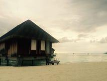 maldives willi woda fotografia stock