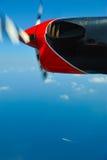 Maldivian air taxi Royalty Free Stock Photos