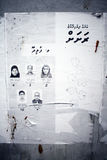 Maldivian election Royalty Free Stock Photography