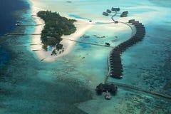 Maldivian Island Stock Images