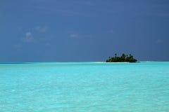 Maldivian Island Royalty Free Stock Photos