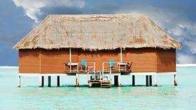 Maldivian Villa Stock Photos