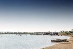 Maldon и heybridge общего вида Стоковая Фотография RF