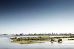Maldon et heybridge de vue générale Images stock