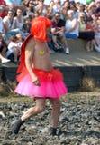 Maldon Mud Race 2011 Royalty Free Stock Photo