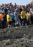 Maldon Mud Race 2011 Stock Photography