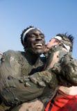 Maldon mud Race 2011 Royalty Free Stock Image