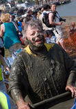 Maldon mud Race 2011 Stock Photo