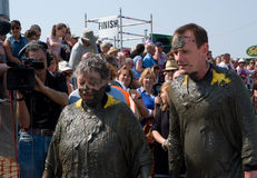 Maldon Mud Race 2011 Royalty Free Stock Photos