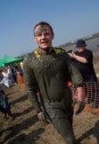 Maldon Mud Race 2011 Stock Photos