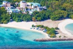 Maledie Hauptstadt der Malediven lizenzfreie stockfotos