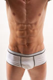 Male abs Stock Photography