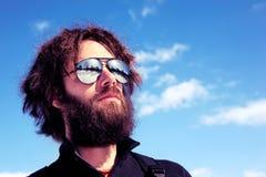 Male Adventurer royalty free stock image