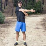 Male athlete Royalty Free Stock Image