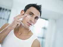 Male beauty Royalty Free Stock Photography