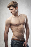 Male beauty Royalty Free Stock Images