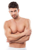 Male beauty Stock Images