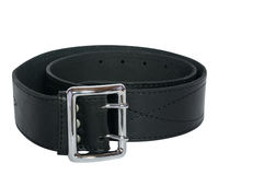 Male belt Royalty Free Stock Photography