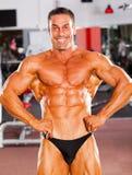 Male bodybuilder Royalty Free Stock Image