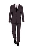 Male business suit, design elements Royalty Free Stock Photography