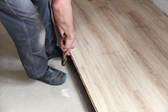 Male carpenter Royalty Free Stock Photography