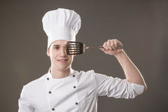 Male chef Royalty Free Stock Photography